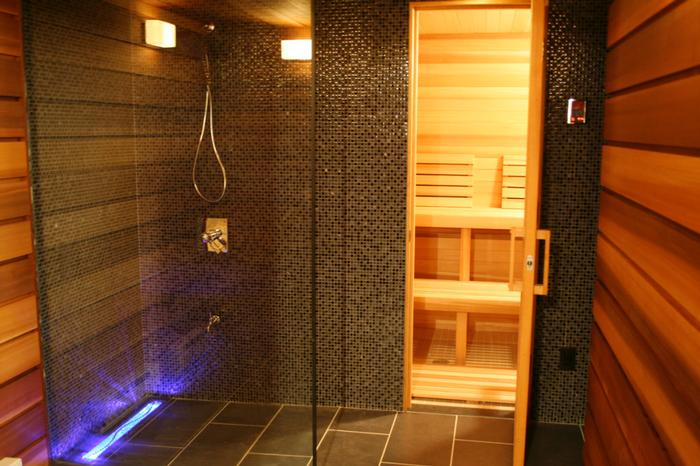 Northampton Sauna U0026 Shower Nook